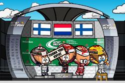 El GP de México de F1 según los MiniDrivers