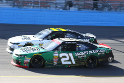 Daniel Hemric, Richard Childress Racing Chevrolet, Blake Koch, Kaulig Racing Chevrolet
