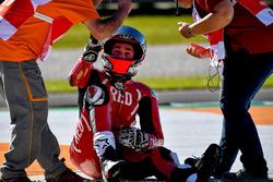 Caduta, Aleix Espargaro, Aprilia Racing Team Gresini