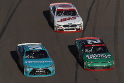 Erik Jones, Joe Gibbs Racing Toyota, Daniel Hemric, Richard Childress Racing Chevrolet, Cole Custer, Stewart-Haas Racing Ford