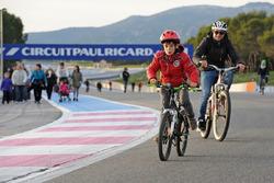 Journée Téléthon sur le Circuit Paul Ricard