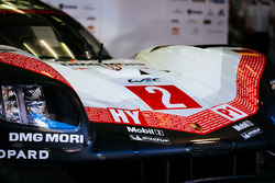Передняя часть Porsche 919 Hybrid №2, Porsche Team