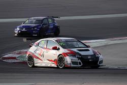 Josh Files, M1RA, Honda Civic Type-R TCR