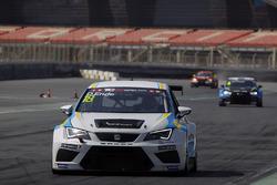 Данкан Енде, Icarus Motorsports, SEAT León TCR