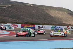 Juan Jose Ebarlin, Donto Racing Chevrolet, Alan Ruggiero, Laboritto Jrs Torino, Matias Rossi, Nova Racing Ford, Carlos Okulovich, Maquin Parts Racing Torino