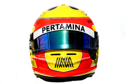 Casco de Rio Haryanto, Manor Racing