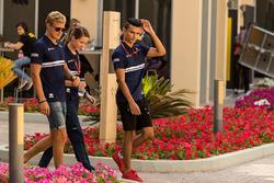 Marcus Ericsson, Sauber y Pascal Wehrlein, Sauber