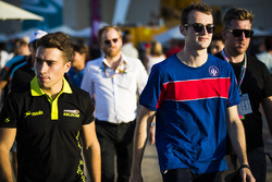 Маркос Сиберт, Campos Racing, и Райан Твитер, Trident