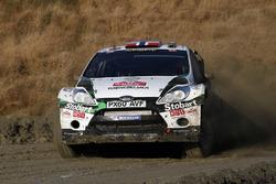 Mads Ostberg, Ford WRC