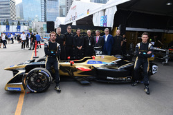 Techeetah livery unveil