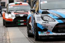 Stefano Mella, Fulvio Florean, Ford Fiesta WRC