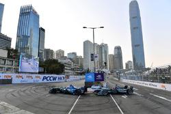 Камуі Кобаясі, Andretti Formula E, Мітч Еванс, Jaguar Racing