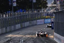 Эдоардо Мортара, Venturi Formula E, и Даниэль Абт, Audi Sport ABT Schaeffler