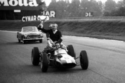 Джим Кларк, Lotus 25, Колін Чепмен, Lotus