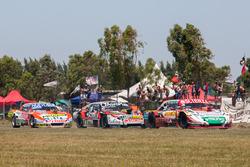 Matias Jalaf, Indecar Racing Torino, Norberto Fontana, JP Carrera Chevrolet, Jonatan Castellano, Castellano Power Team Dodge