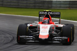 Александр Росси, Manor Marussia MR03