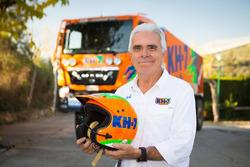 Jose Luis Criado, KH-7 Epsilon Team Rally