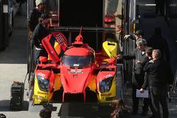 #52 AFS PR1 Mathiasen Motorsports Ligier LMP2: Sebastian Saavedra, Gustavo Yacaman, Nicholas Boulle