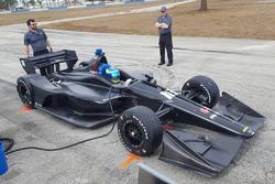 Себастьян Бурде, Dale Coyne Racing Honda