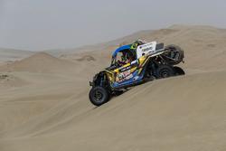 Рейналду Варела и Густаво Гужельмин, South Racing Can-Am Team, Can-Am (№356)