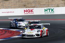 #62 FACH AUTO TECH Porsche 991-II Cup: Matt Campbell, Julien Andlauer, Thomas Preining, Jens Richter