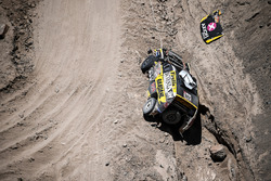 Эмилиано Спатаро и Сантьяго Хансен, Renault Duster Team, Renault Duster (№322)