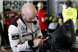 #85 PROsport Performance Mercedes-AMG GT3: Adam Christodoulou