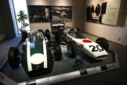 Honda F1 lineup