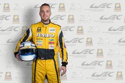 Van der Garde LMP2 announcement