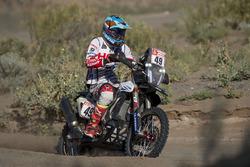 Си-Эс Сантош, Hero MotoSports Team Rally, Hero 450 Rally (№49)