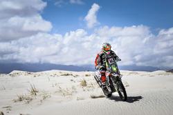 #80 KTM: Laurent Lazard