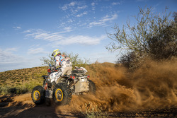Ян Бастиан Нейен Твилхар, Maxxis Super B Dakarteam, Can-Am Renegade 850 (№268)
