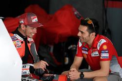 Кейси Стоунер и Микеле Пирро, Ducati Team