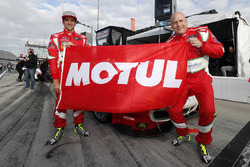GTD pole winner #51 Spirit of Race Ferrari 488 GT3, GTD: Daniel Serra and Paul Dalla Lana