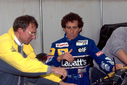 Alain Prost, Williams