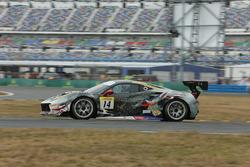 #14 Ferrari of Newport Beach Ferrari 488: Brent Holden