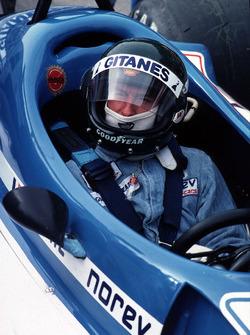 Жак Лаффит, Ligier JS7