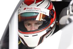 #3 Audi Sport Customer Racing Audi R8 LMS: Daniel Gaunt