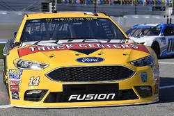 Клинт Боуйер, Stewart-Haas Racing, Rush Truck Centers/Mobil 1 Ford Fusion