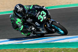 Moto3-Test in Jerez, Februar
