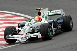 Rubens Barrichello, Honda RA108