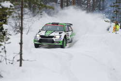 Оле-Христиан Вейбю и Стиг Руне Скьярмоэн, Škoda Fabia R5, Škoda Motorsport