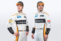 Стоффель Вандорн і Фернандо Алонсо, McLaren