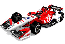 Ливрея Rahal Letterman Lanigan Racing