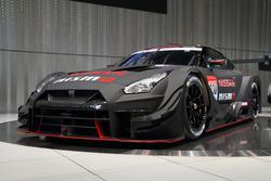 Präsentation: Nissan GT-R NISMO GT500