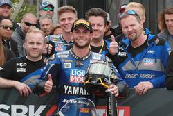 Tercero, Sandro Cortese, Kallio Racing
