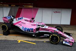 Präsentation: Force India VJM11