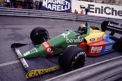 Алессандро Наннини, Benetton B188