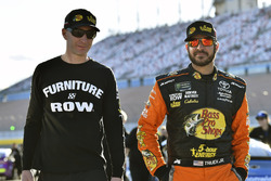 Martin Truex Jr., Furniture Row Racing, Toyota Camry Bass Pro Shops/5-hour ENERGY and Cole Pearn
