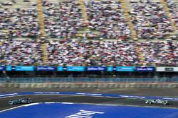 Нельсон Пике-мл. и Митч Эванс, Jaguar Racing